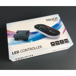 controller LED and remote control