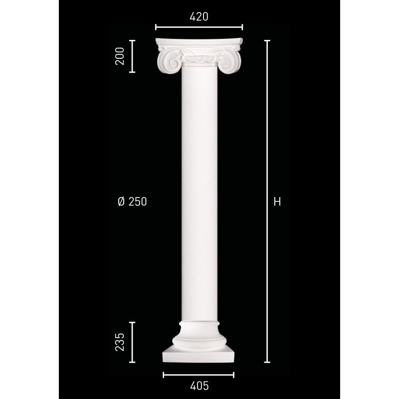 Columns 609605617A