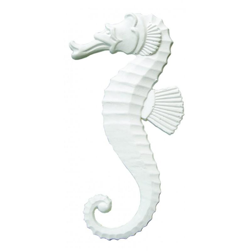 Ornament 727a big sea horse
