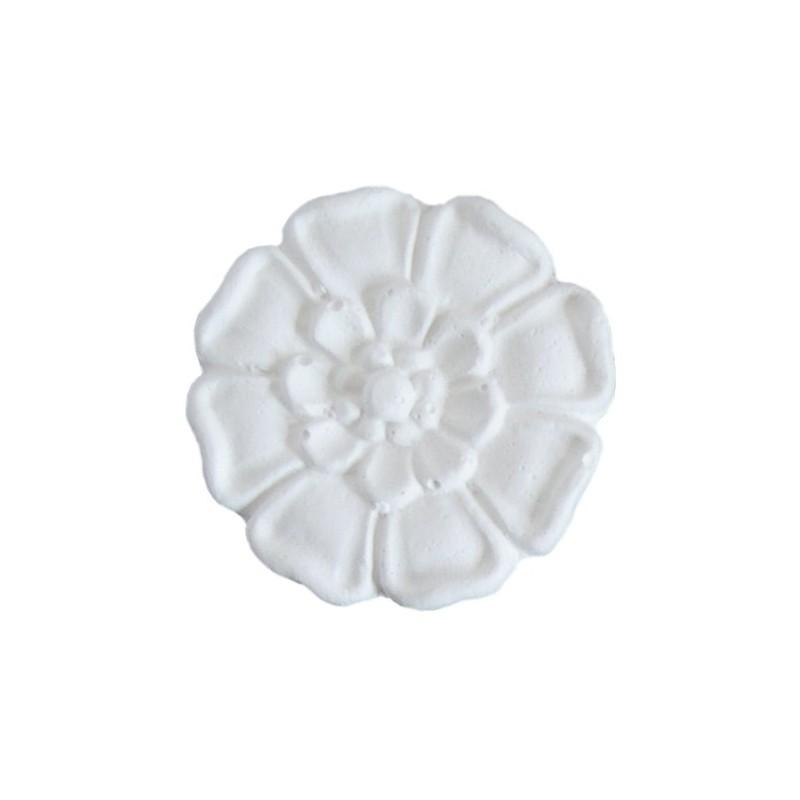 Ornement 293 Bouton floral moyen 8 pétales