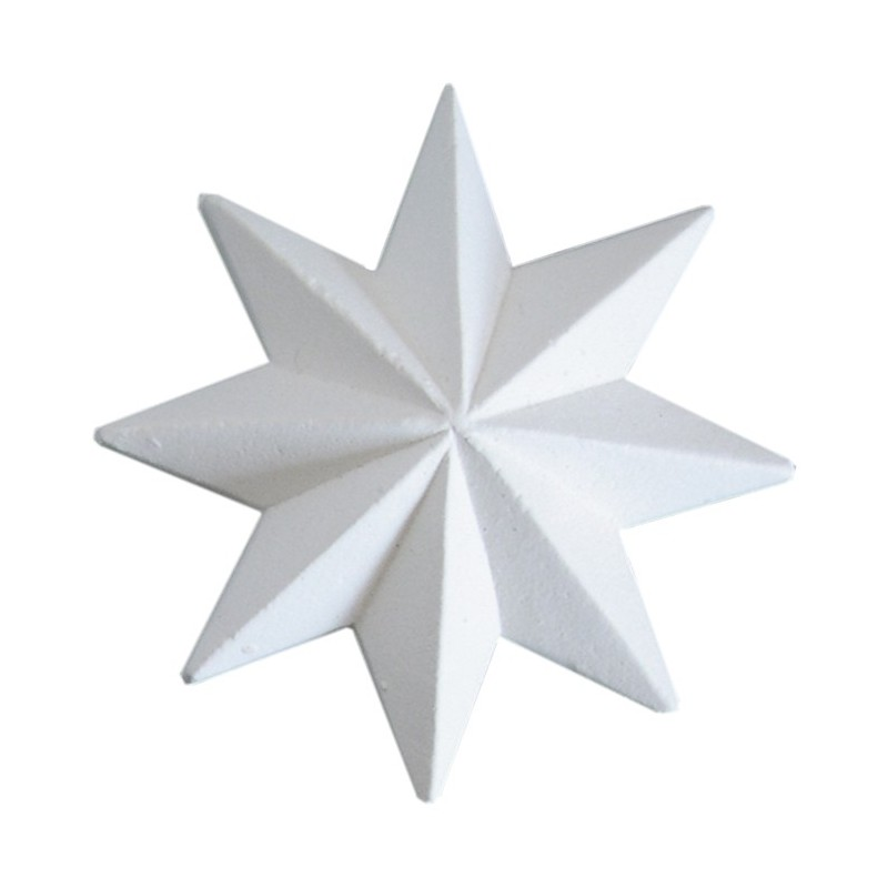 Ornament 299 Little eight-pointed star