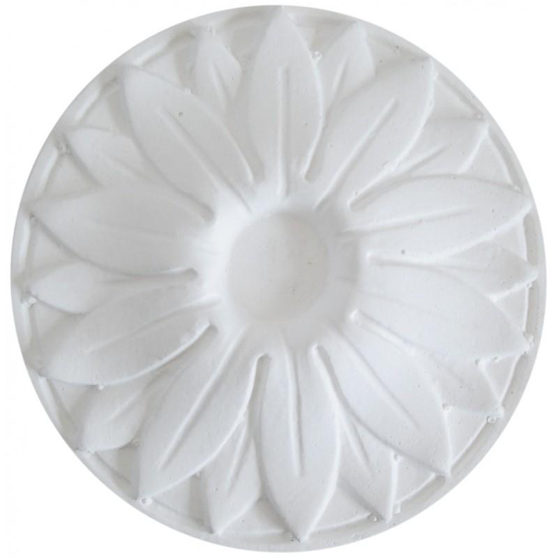 Ornamanto decoro 316 Grande fiore