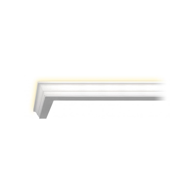 Lighting cornice 124