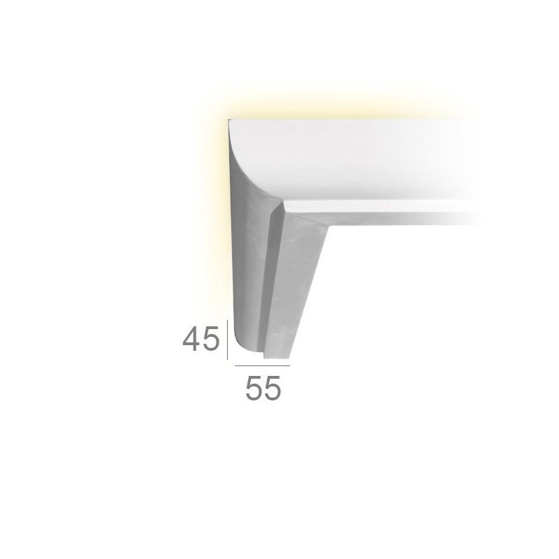 Cornice luminosa 131
