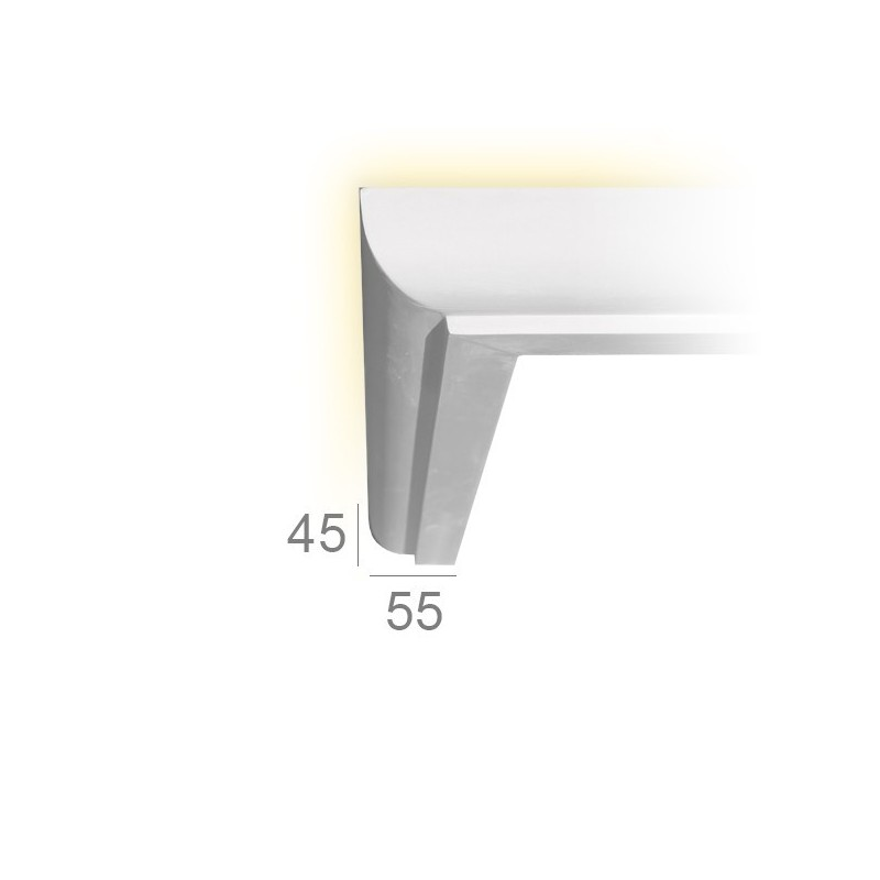 Lighting cornice 131 LUMMUS