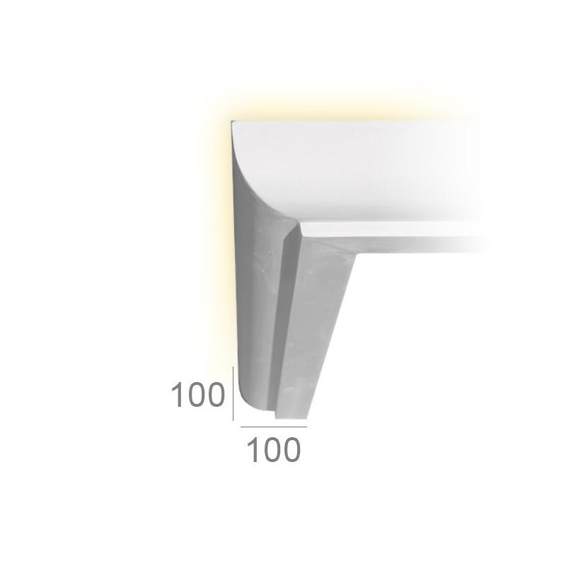 Lighting cornice 131A LUMMUS