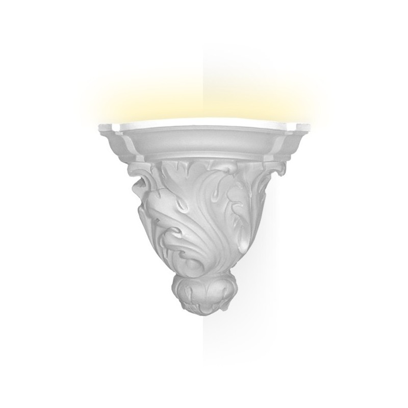 Corner lamp 505 ACANTHE