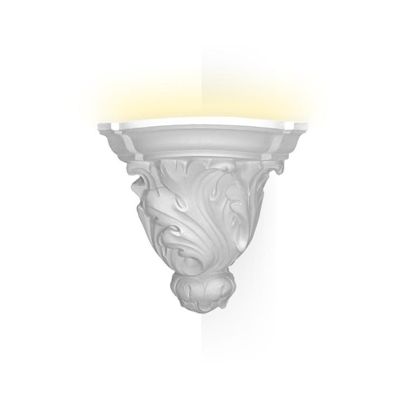 Wall corner lamp 505 ACANTHE COIN