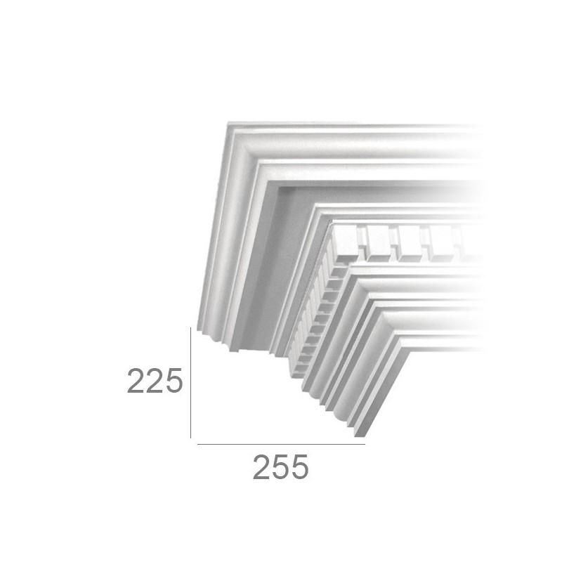 Ornamented ceiling cornice 203 ALTA