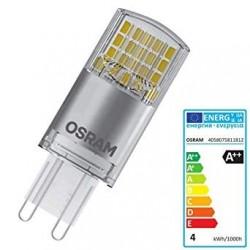 Ampoule G9 LED 2,6 W - 2700°K