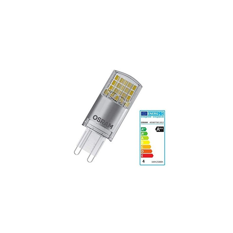 Light G9 HALOGEN 33w