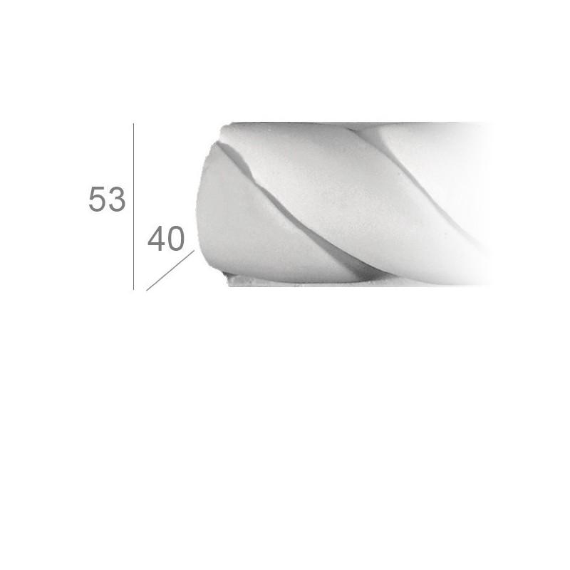 Moulure 108b TORSADE