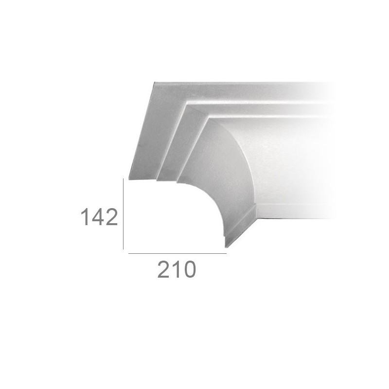 Cornice per soffitto 180 STRADA