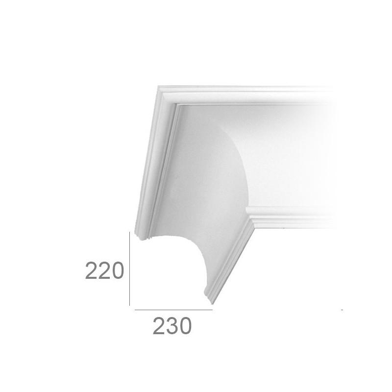Cornice per soffitto 192 CHAMPIGNY