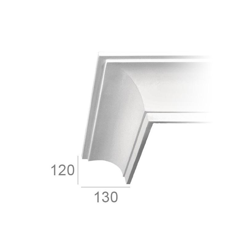 Ceiling cornice 195