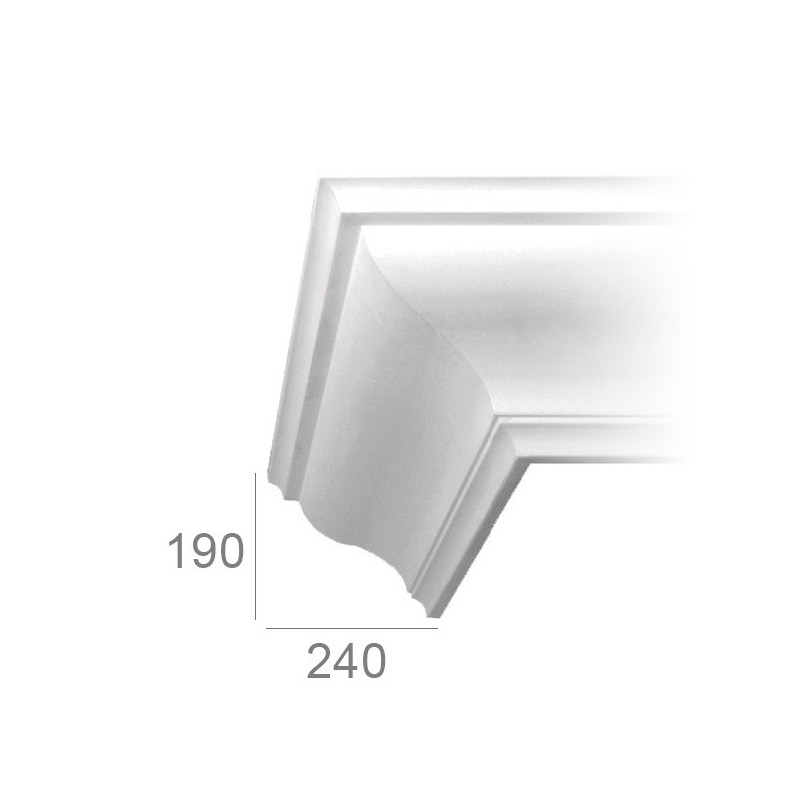 Ceiling cornice 197