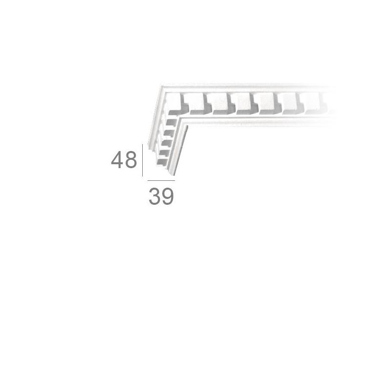 Corniche de plafond ornée 361