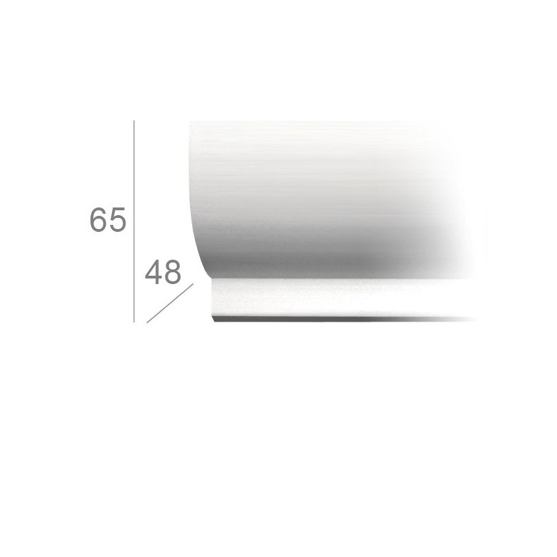 Facade moulding 3001