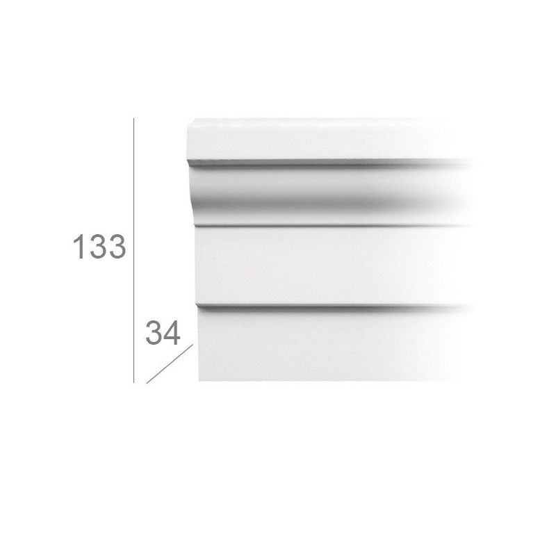 façade moulding 3005