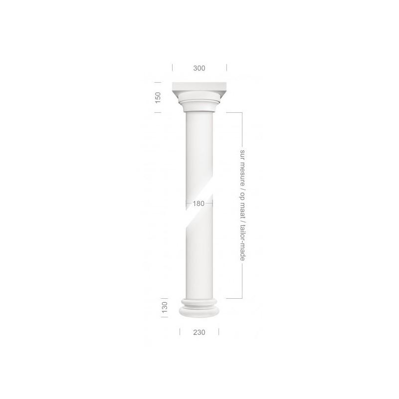 Column 600607A608A