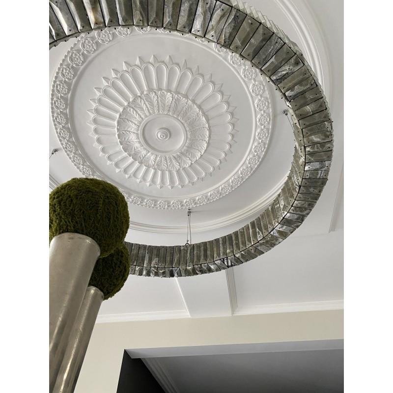 gypsum ceiling rozet 2000
