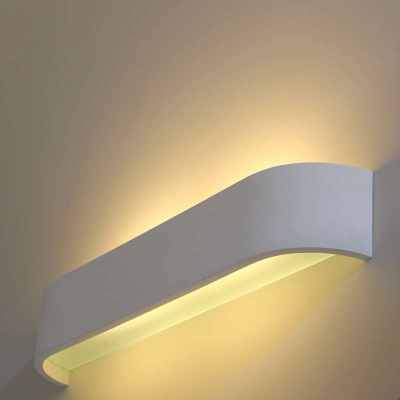 Wall lamp 437 CURVE